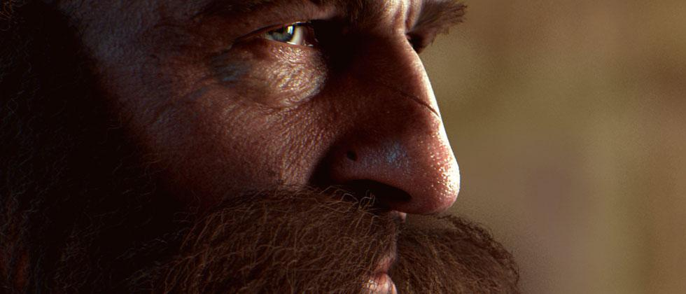 Unreal Engine 4 dwarf heralds Uncanny Valley passage