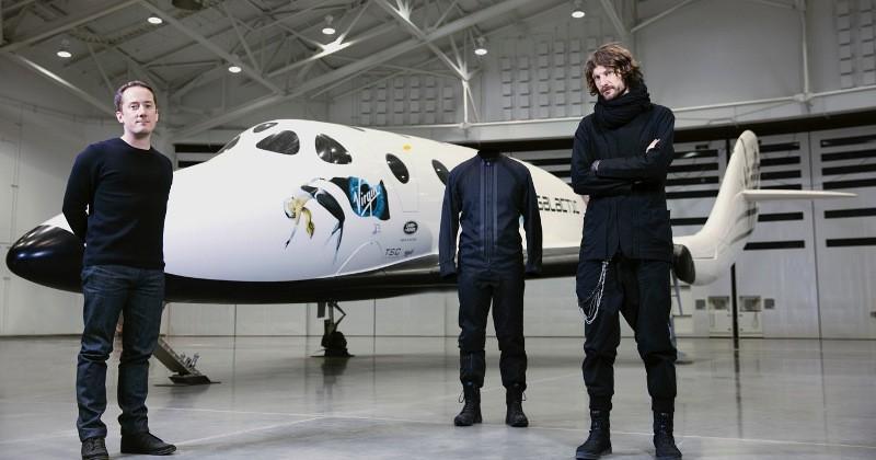Virgin Galactic, Y-3 team up for hip-looking space travel apparel
