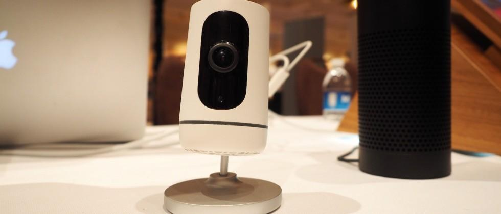 Vivint Ping camera has one-touch button for needy kids