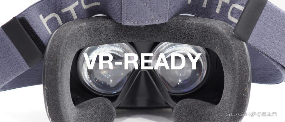 "HP ENVY Phoenix is ""Certified VR ready"" for HTC VIVE"