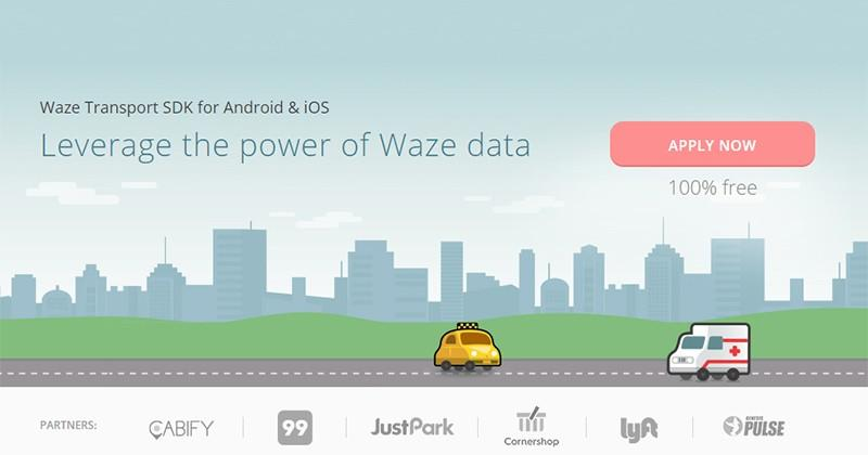 Lyft and other to use Waze SDK for better navigation