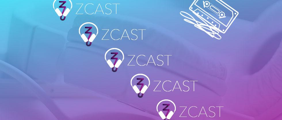 ZCast is for podcasts what Periscope is for live video