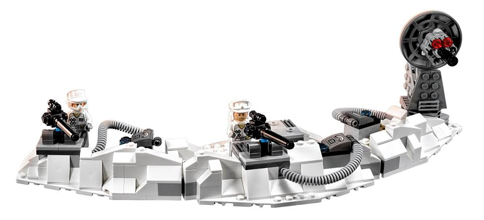 Lego unveils detailed Hoth-themed Star Wars set