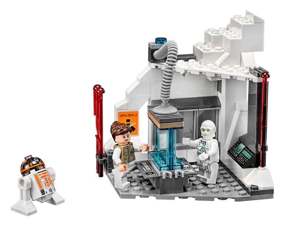 Lego unveils detailed Hoth-themed Star Wars set - SlashGear