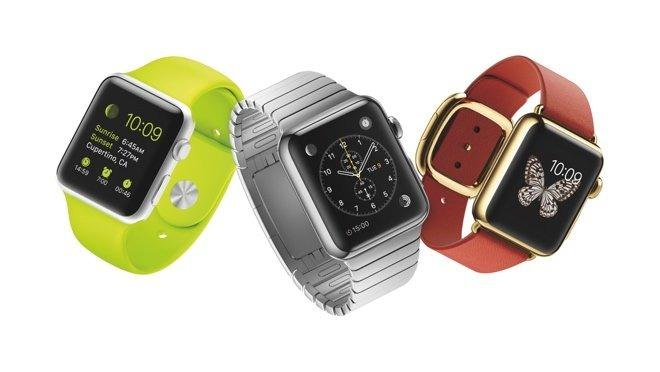 Apple Watch helps push smartwatch sales past Swiss counterparts