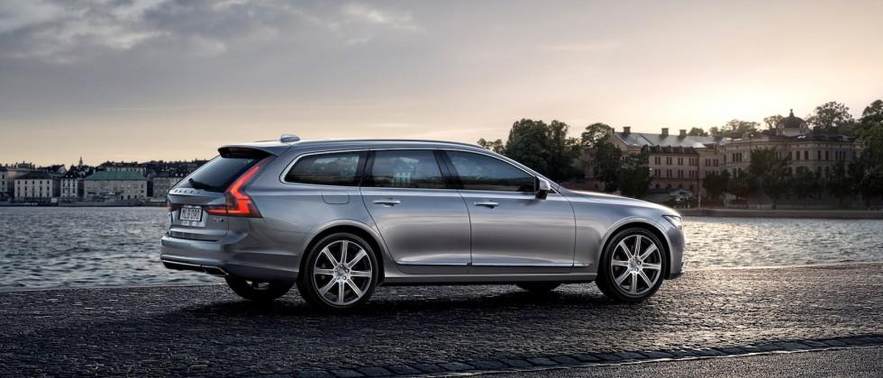 The 2017 Volvo V90 shows Sweden still loves wagons (and you should too)