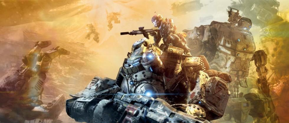Titanfall sequel tipped by new McFarlane Toys figures