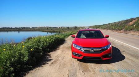 2016 Honda Civic Coupe Gallery