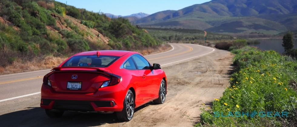2016 Honda Civic Coupe First-Drive