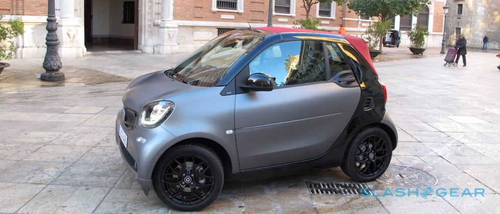 2017 Smart ForTwo Cabriolet First-Drive