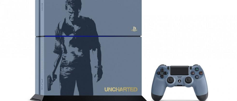Ps4 Gets Limited Edition Uncharted 4 Bundle In April Slashgear