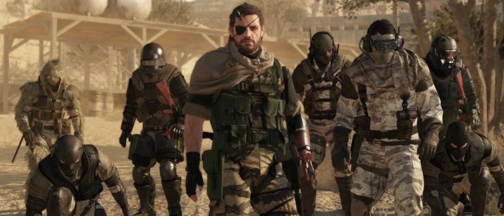 Metal Gear Solid V multiplayer DLC detailed, dated