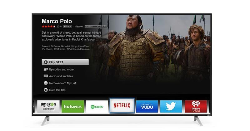 Google, Vizio to give non-smart TVs Chromecast powers