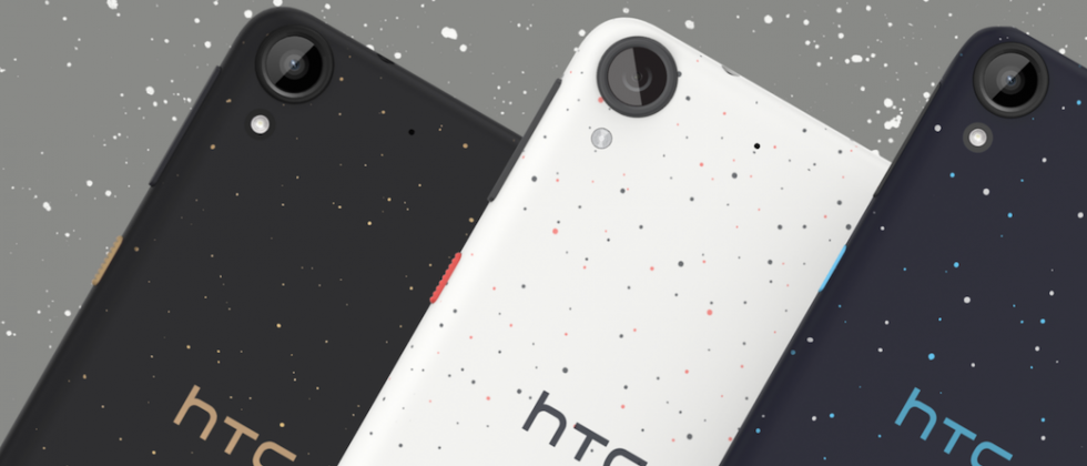 HTC debuts 3 new Desire smartphones with unique paint effects