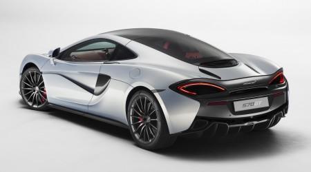 2017 McLaren 570GT Gallery