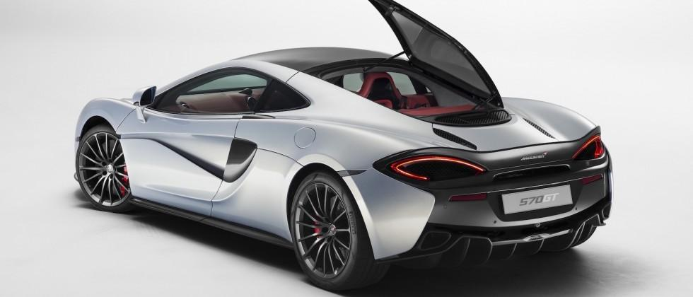 McLaren's most practical car is still a speed demon