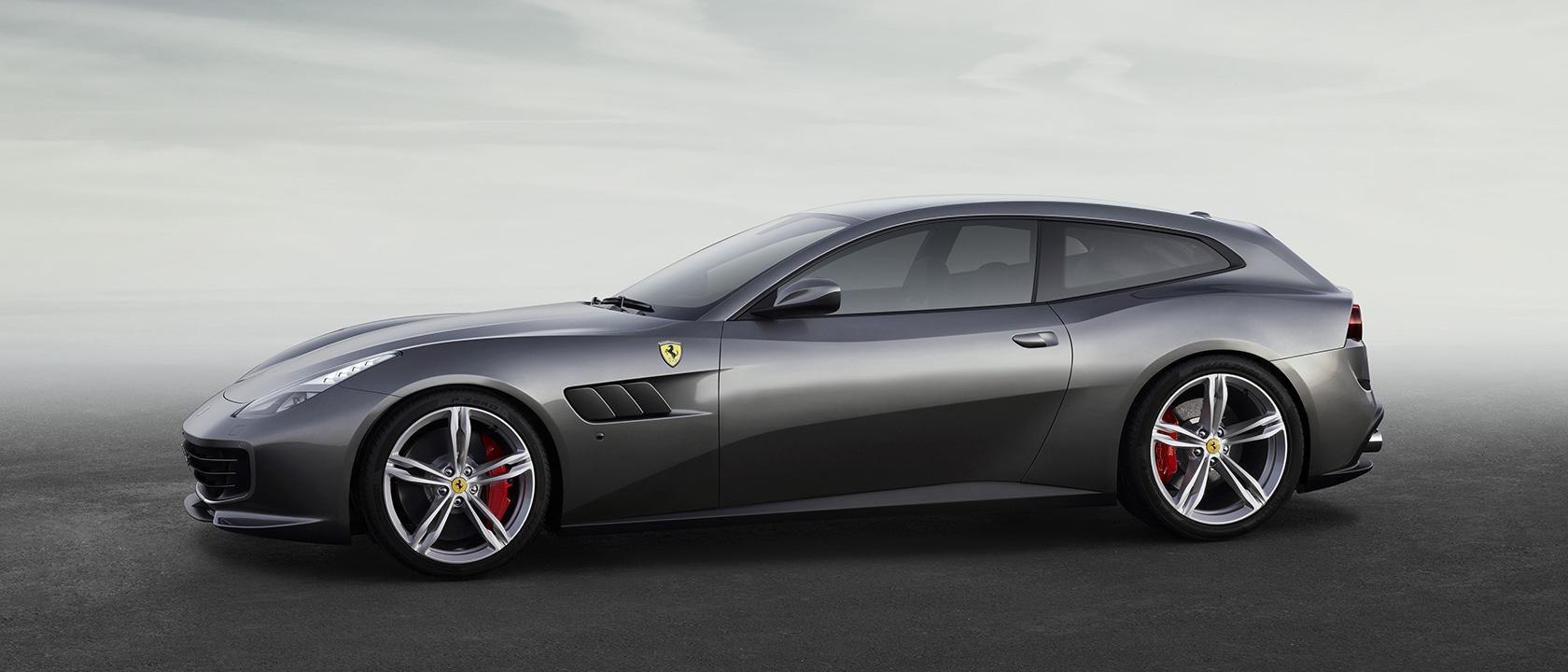 This Gtc4lusso Is Ferrari S Idea Of A Practical Family Car Slashgear