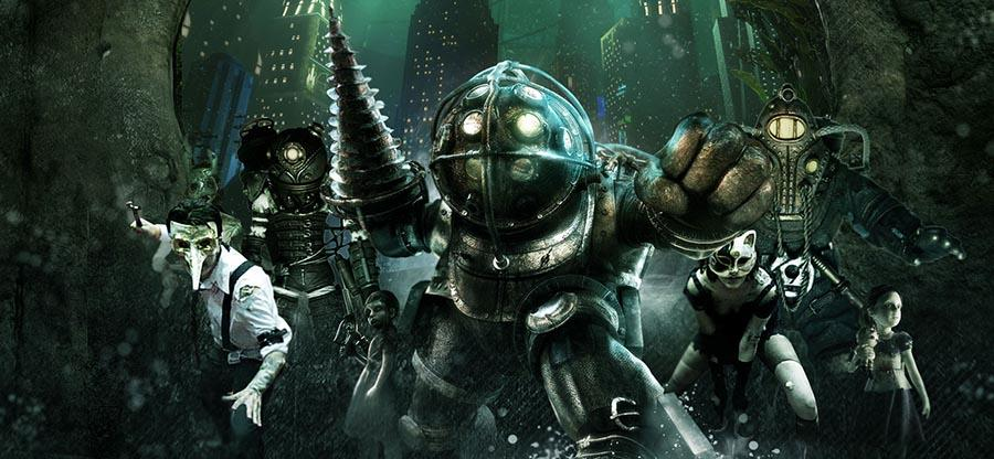 Remastered BioShock collection for PS4, Xbox One surfaces in Brazil rating