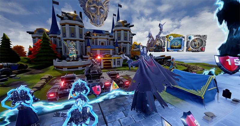 f1f7e01d1094 Dragon Front is the Oculus Rift s take on a Yu-Gi-Oh VR game - SlashGear