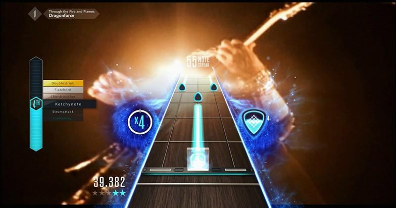 Guitar Hero's hardest song makes a comeback
