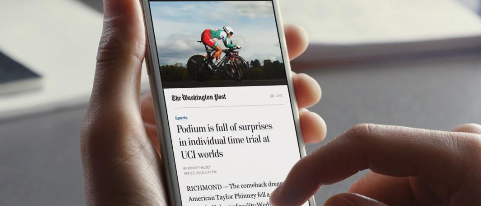 Facebook's Instant Articles open to all publishers in April