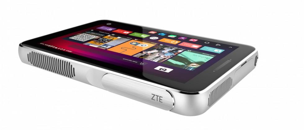 ZTE Spro Plus is a laser projector turned full-fledged tablet