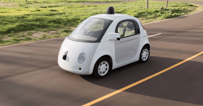 Google looking into wireless charging for its self-driving cars