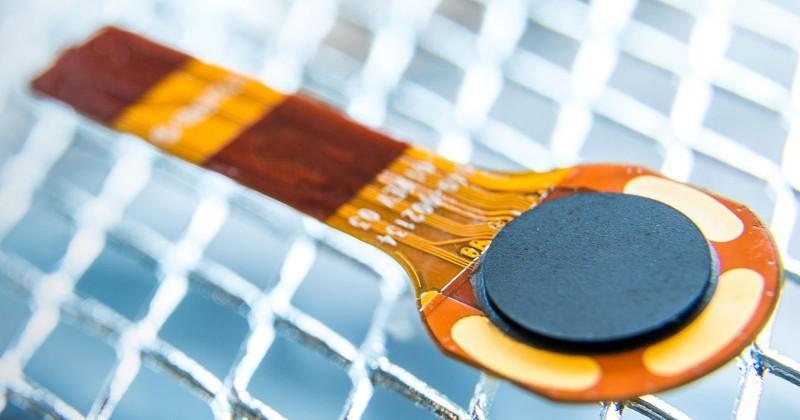 New Synaptics fingerprint sensor can fit under a volume button