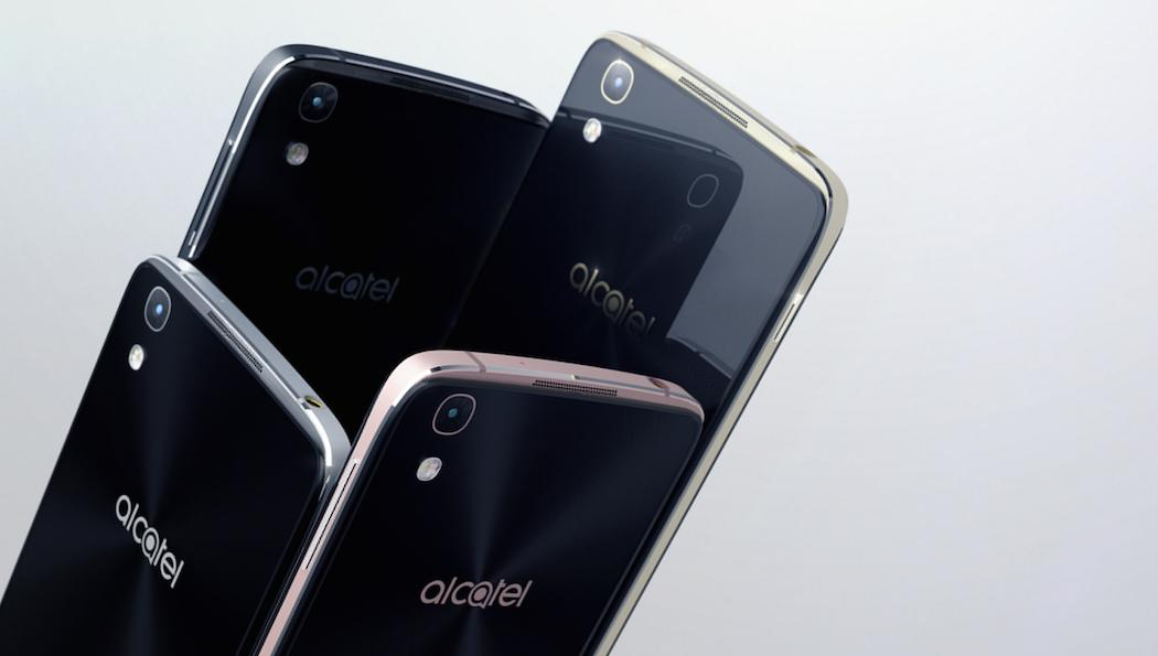 Alcatel debuts Idol 4, 4S as low-cost Android flagships
