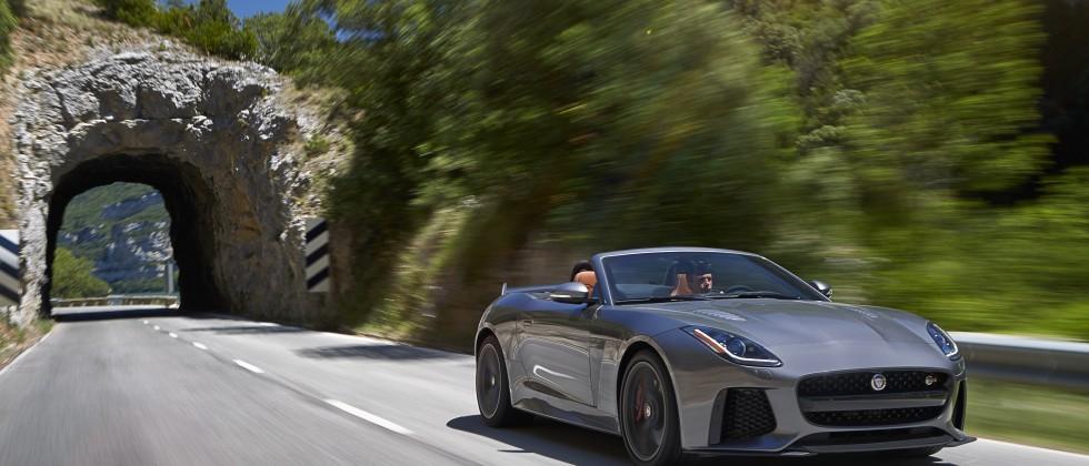 200-mph Jaguar F-Type SVR Announced Ahead Of Geneva