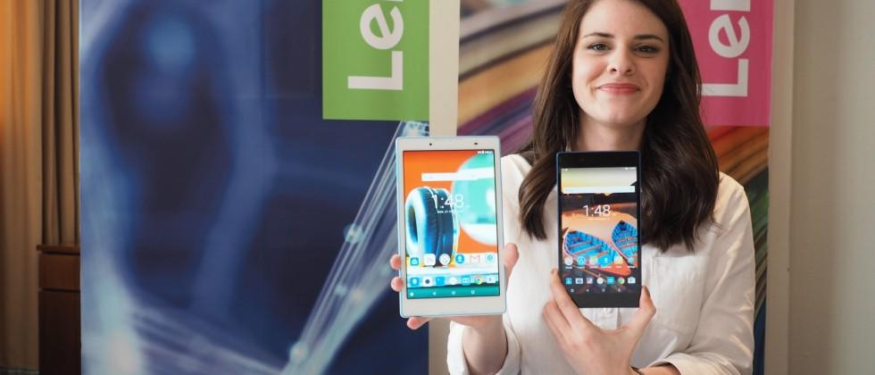 Lenovo TAB3 10 Business kicks off new tablet lineup