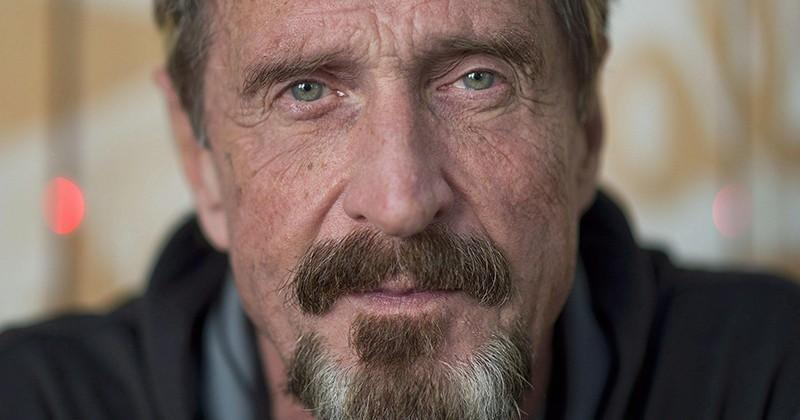 Why John McAfee's offer to unlock San Bernardino iPhone makes sense