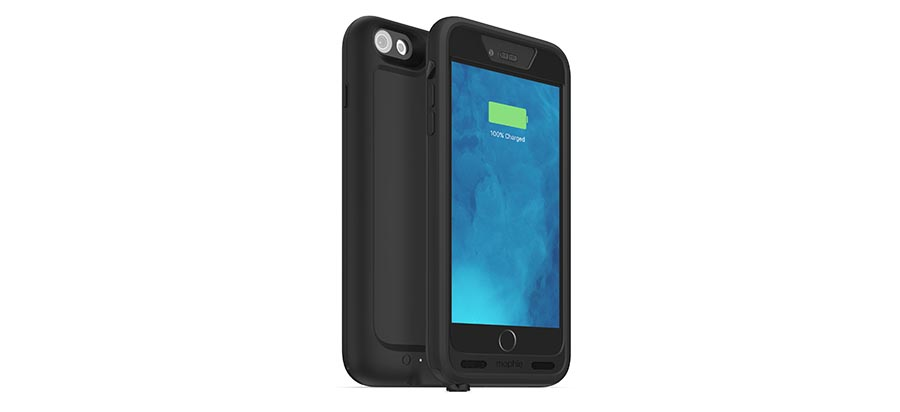 pretty nice 05759 ade10 mophie juice pack H2Pro for iPhone 6 Plus now available - SlashGear