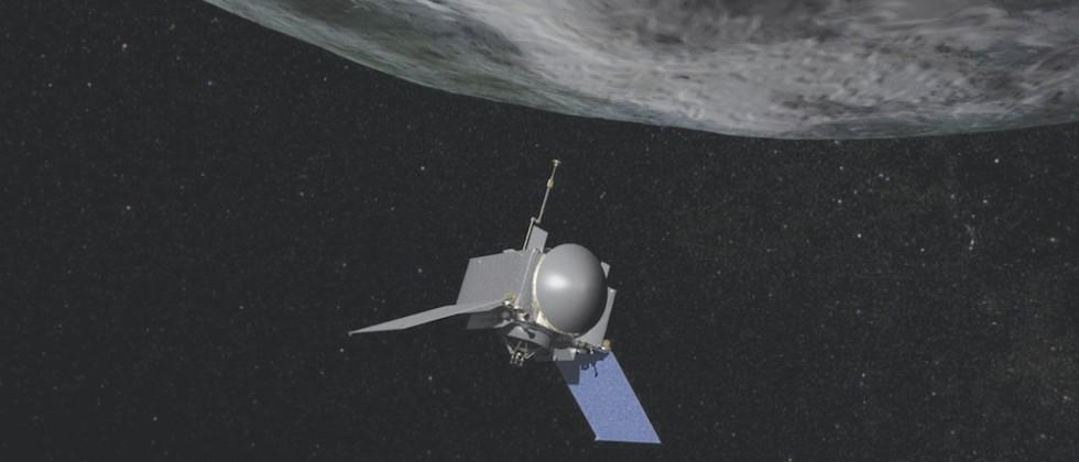 Tweet NASA your artwork and they'll send it to an asteroid