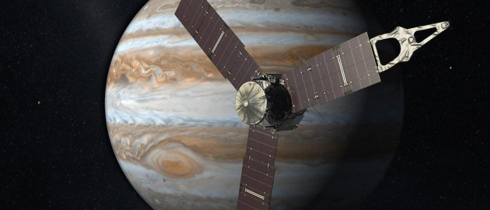 NASA Juno spacecraft adjusts course for July 4 Jupiter arrival