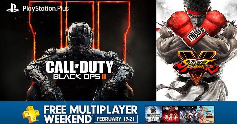 PS4 owners can play online this weekend without PS Plus