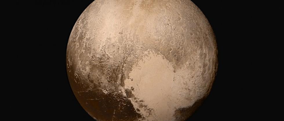 NASA finds 'hills' floating on Pluto's nitrogen glaciers
