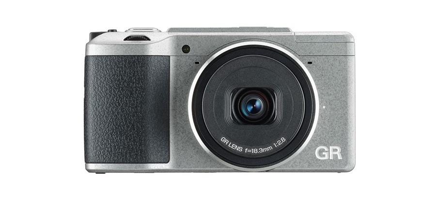 Ricoh GR II Silver Edition to launch in limited quantities soon
