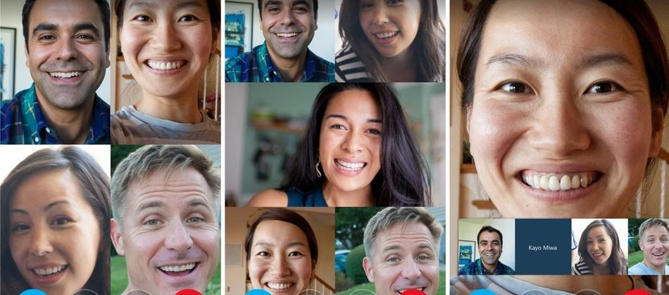 Skype now offers 25-person video calling on iOS, Android