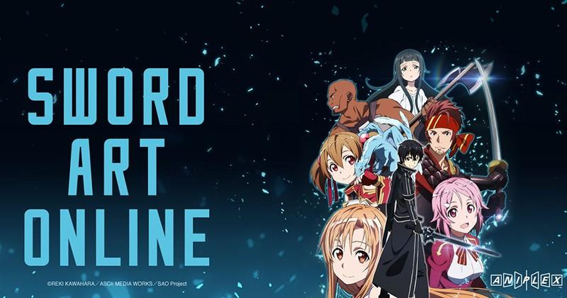 Sword Art Online is a real game, alpha testing starts next month