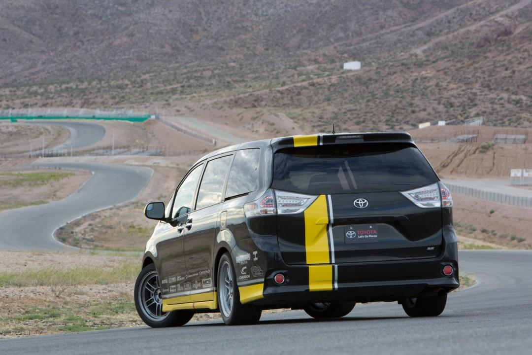Toyota Sienna R-Tuned and S-Tuned 1
