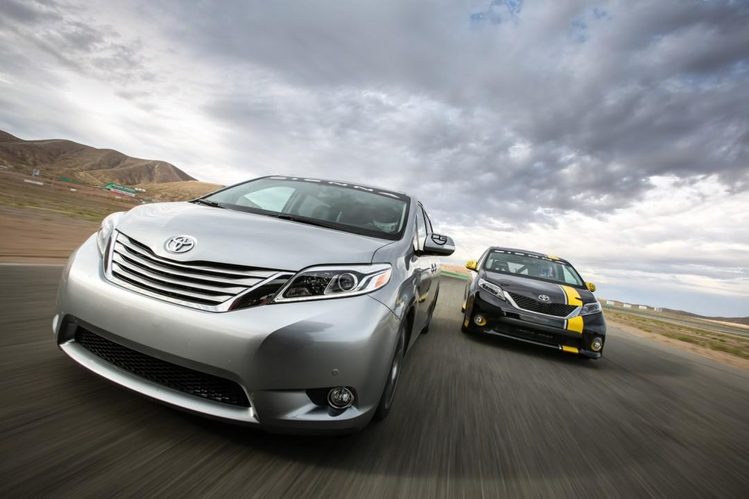 Toyota Sienna R-Tuned and S-Tuned 8