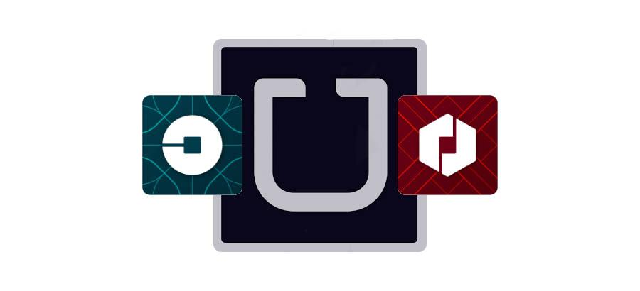 Uber decides to rebrand itself, unveils trippy new icons