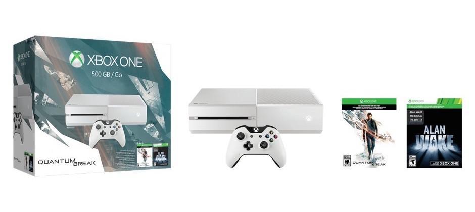 Xbox One gets Quantum Break special edition console bundle