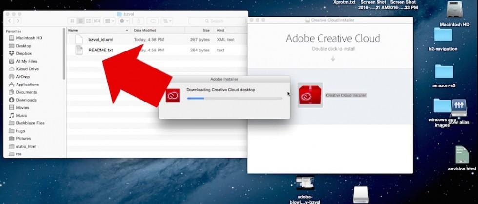 Adobe Creative Cloud users on Mac beware, bug deletes user data