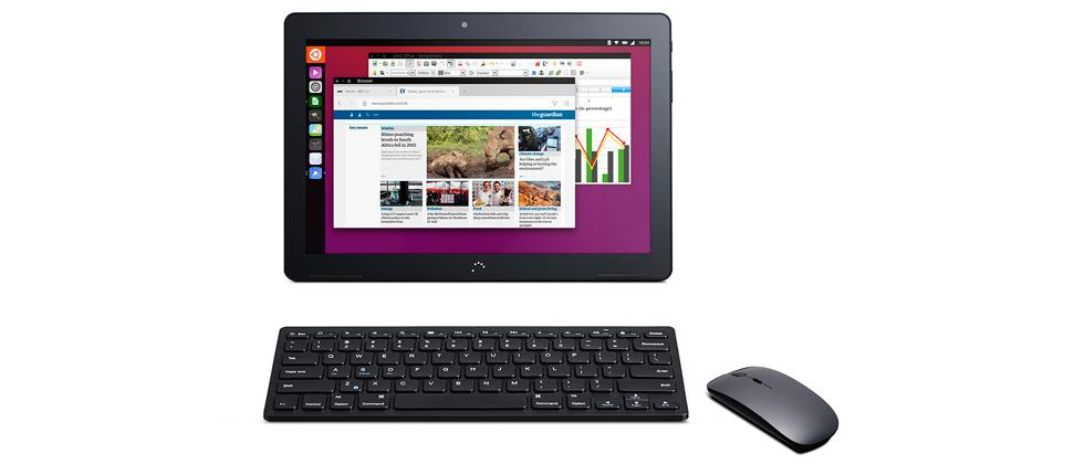 Ubuntu converges mobile and PC with M10 tablet