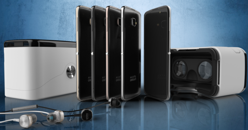 Alcatel Idol 4S box to serve as VR goggles, MWC lineup revealed
