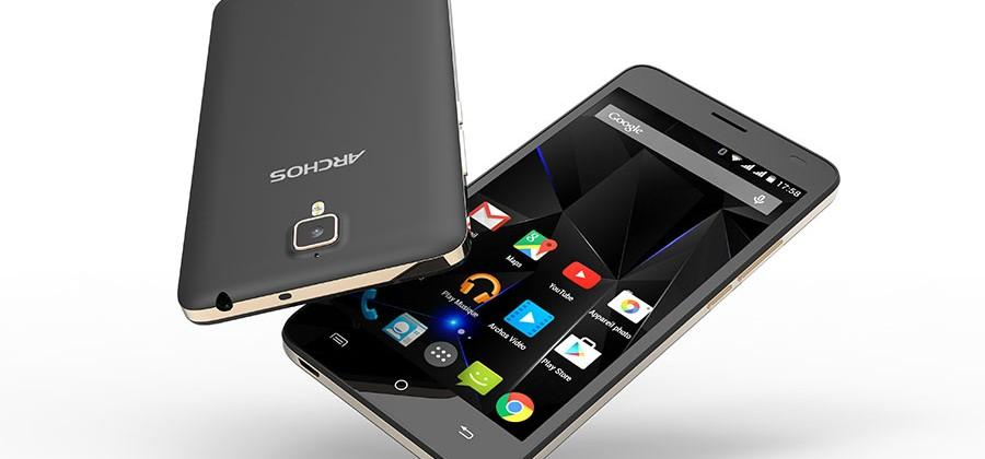 Archos 50d Oxygen heads to MWC with 1.3GHz octo-core processor