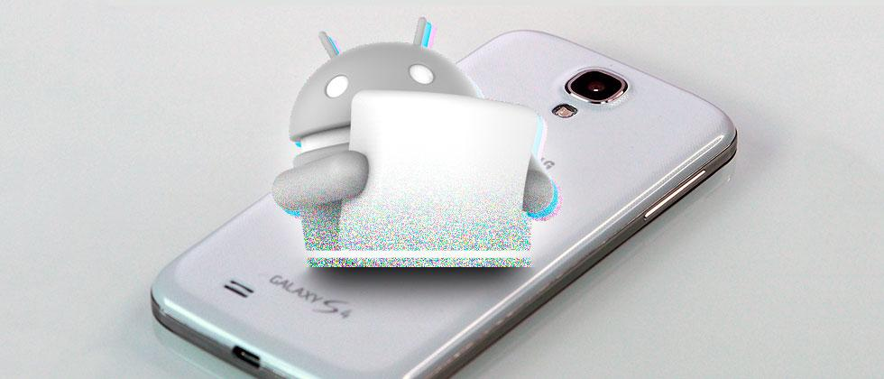 Samsung Galaxy S4 update to Android 6.0 Marshmallow: 3x ways