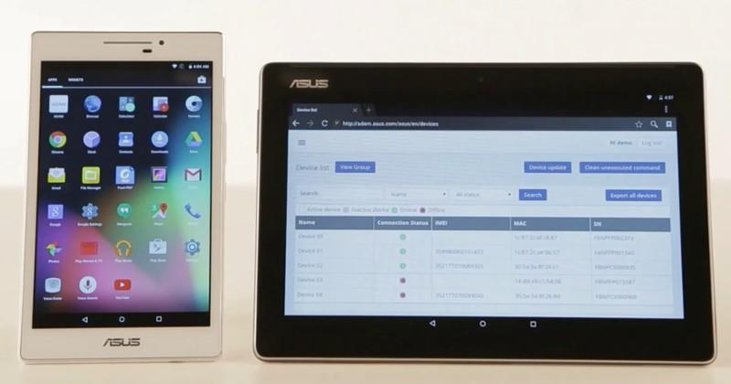 ASUS ZenPad M gives IT admins a tool to lock down tablets